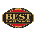 Houston Business Journal's Best Places to Work in 2014